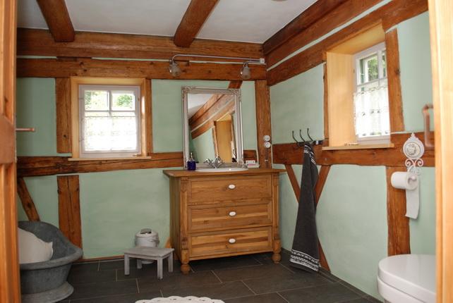 Ebenerdige Dusche Keller : Gro?z?gige ebenerdige Dusche WC Fu?bodenheizung